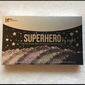 IT Cosmetics Superhero By Night Eyeshadow Palette
